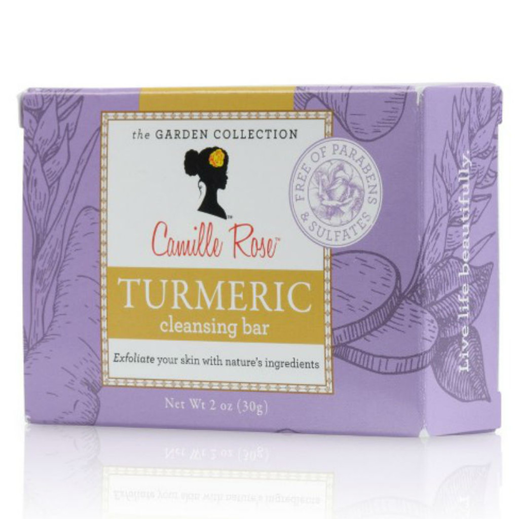Camille Rose Naturals Turmeric Cleansing Bar (2 oz.)