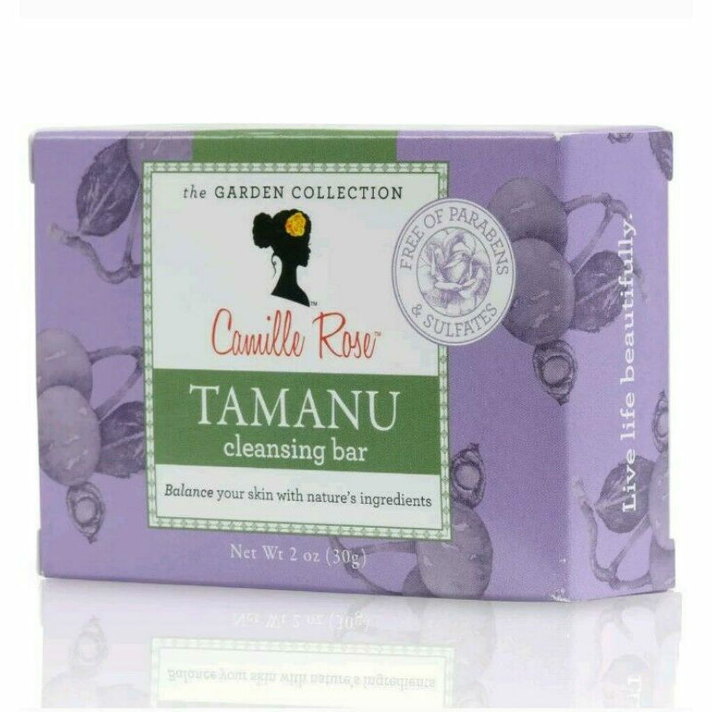 Camille Rose Naturals Tamanu Cleansing Bar (2 oz.)