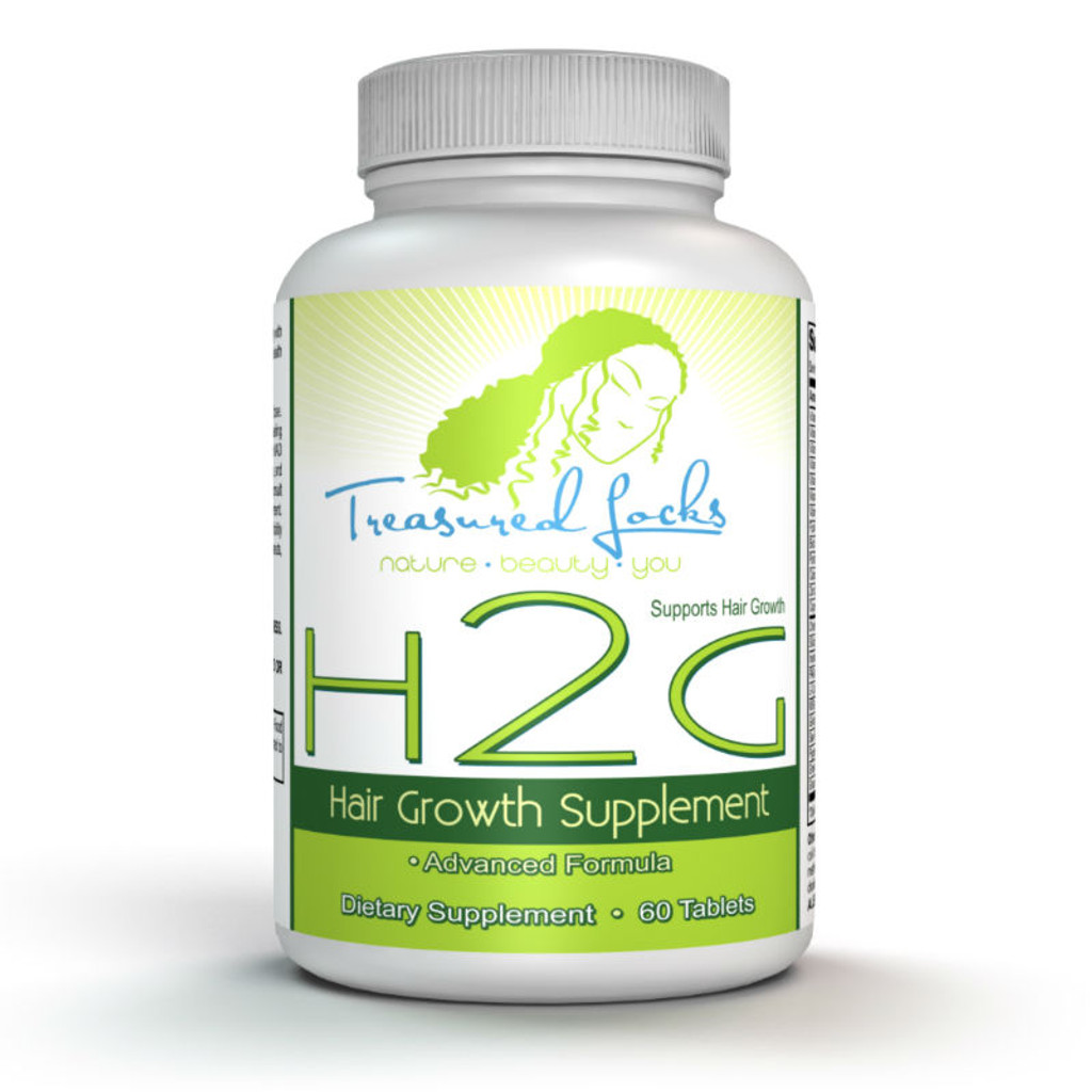 Treasured Locks H2G Hair Growth Supplement (60 ct.)