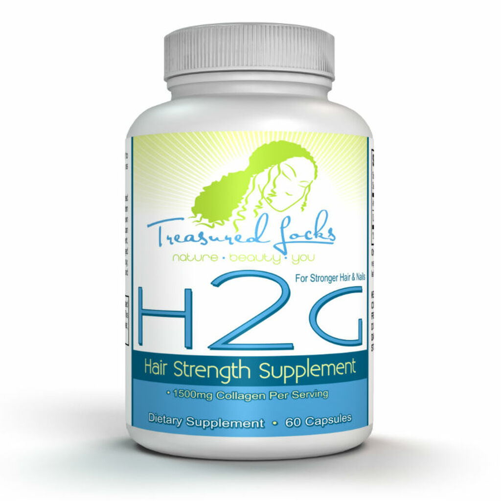 Treasured Locks H2G Hair Strength Supplement (60 ct.)