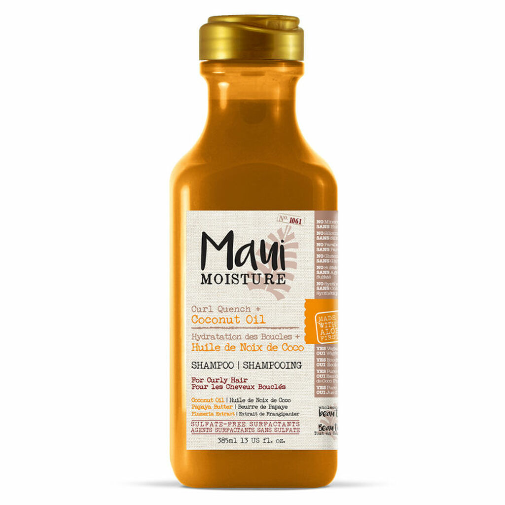Maui Moisture Curl Quench + Coconut Oil Shampoo (13 oz.)