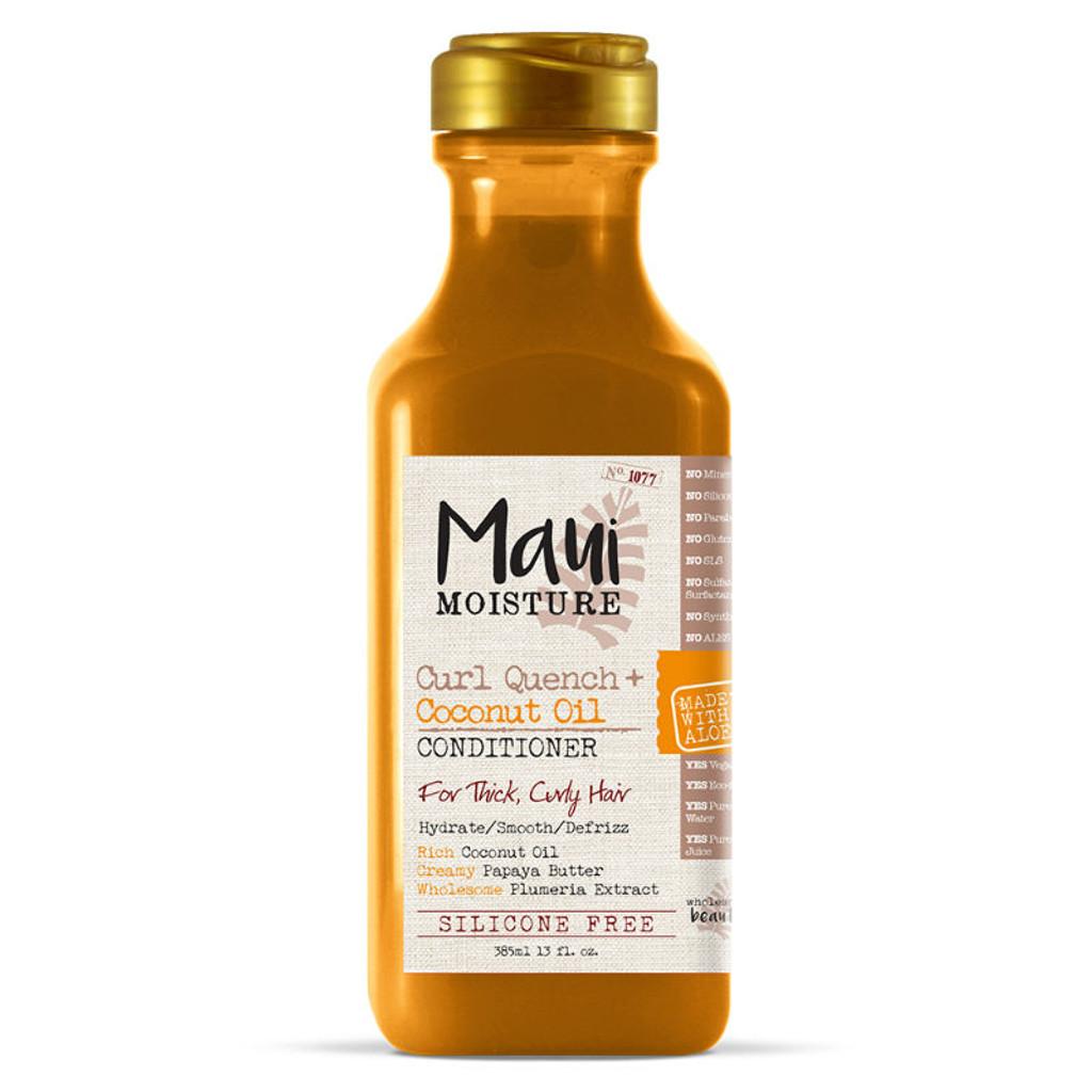 Maui Moisture Curl Quench + Coconut Oil Conditioner (13 oz.)