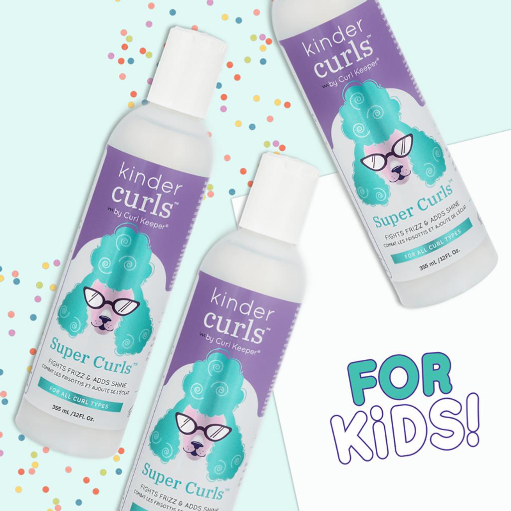 Kinder Curls Super Curls Styler (12 oz.)