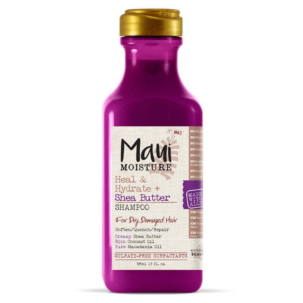 Maui Moisture Heal & Hydrate + Shea Butter Shampoo (13 oz.)