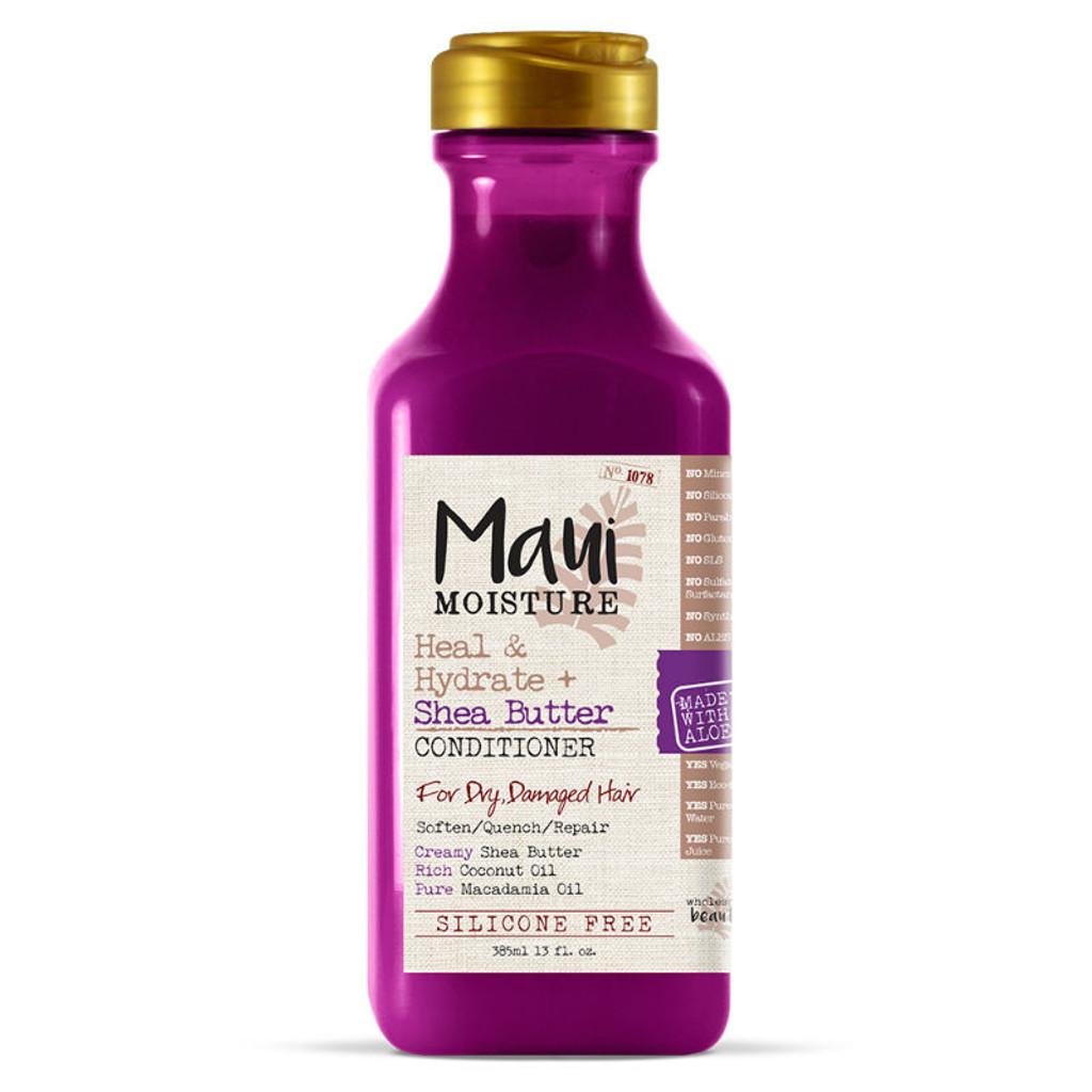 Maui Moisture Heal & Hydrate + Shea Butter Conditioner (13 oz.)