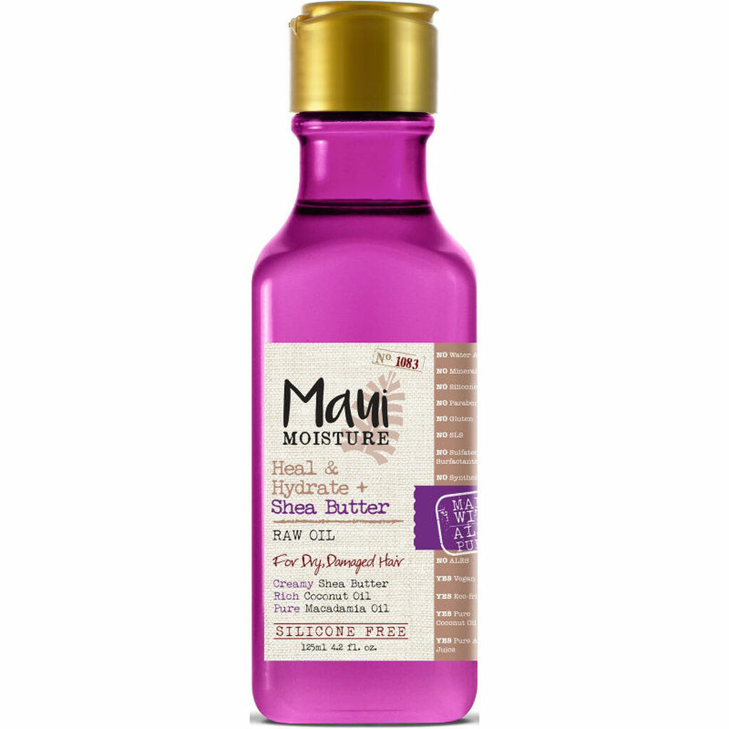 Maui Moisture Heal & Hydrate + Shea Butter Raw Oil (4.2 oz.)