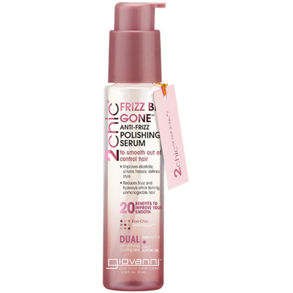 Giovanni Cosmetics 2chic® Frizz Be Gone™ Anti-Frizz Polishing Serum (2.75 oz.)