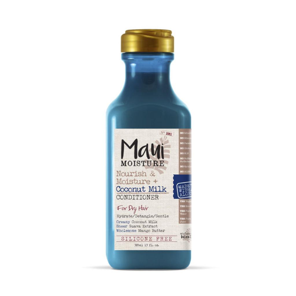 Maui Moisture Nourish & Moisture + Coconut Milk Conditioner (13 oz.)