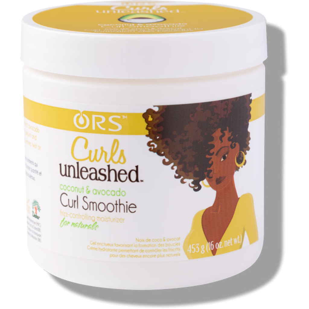 Organic Root Stimulator Curls Unleashed Coconut & Avocado Curl Smoothie (16 oz.)