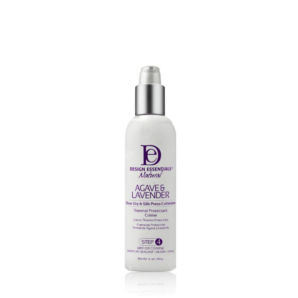 Design Essentials Agave & Lavender Thermal Protection Creme (4 oz.)