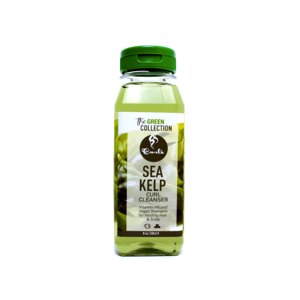 CURLS The Green Collection Sea Kelp Curl Cleanser (8 oz.)
