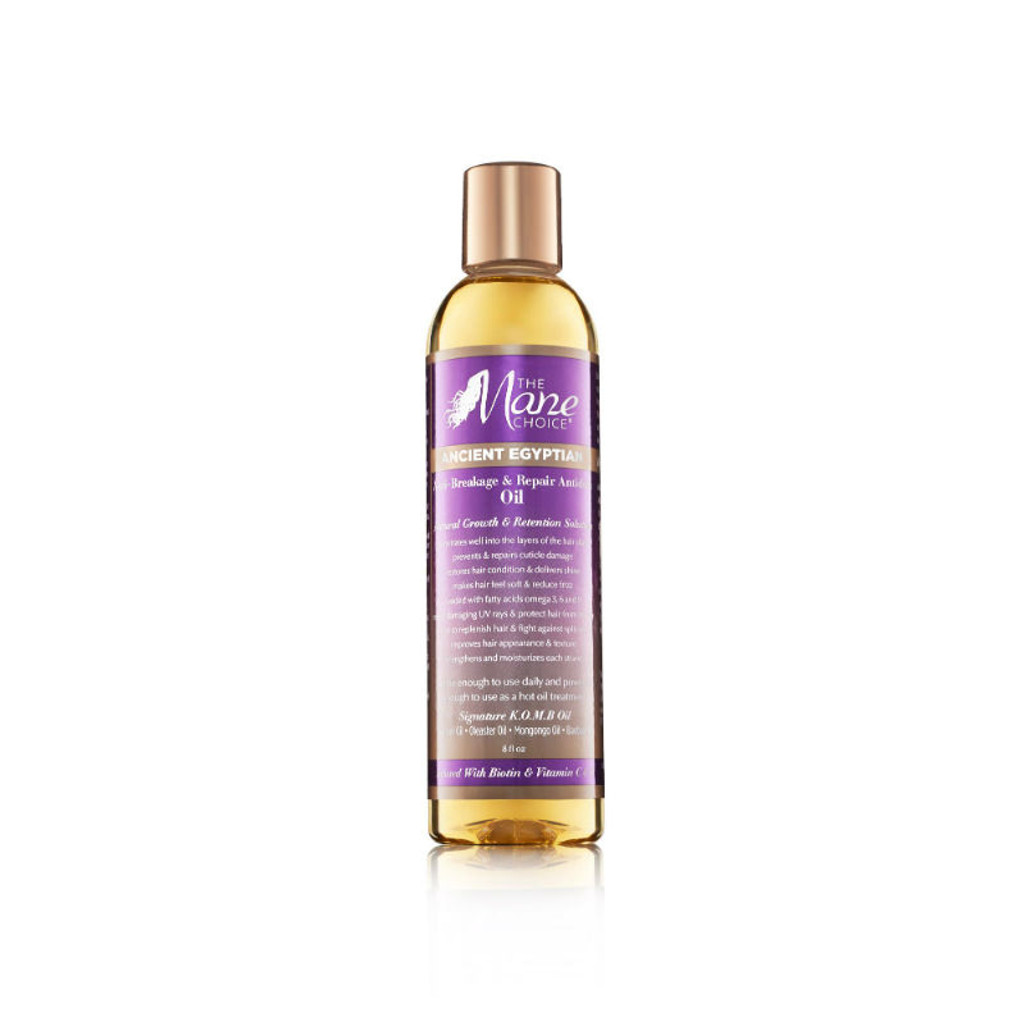 The Mane Choice Ancient Egyptian Anti-Breakage & Repair Antidote Oil (8 oz.)