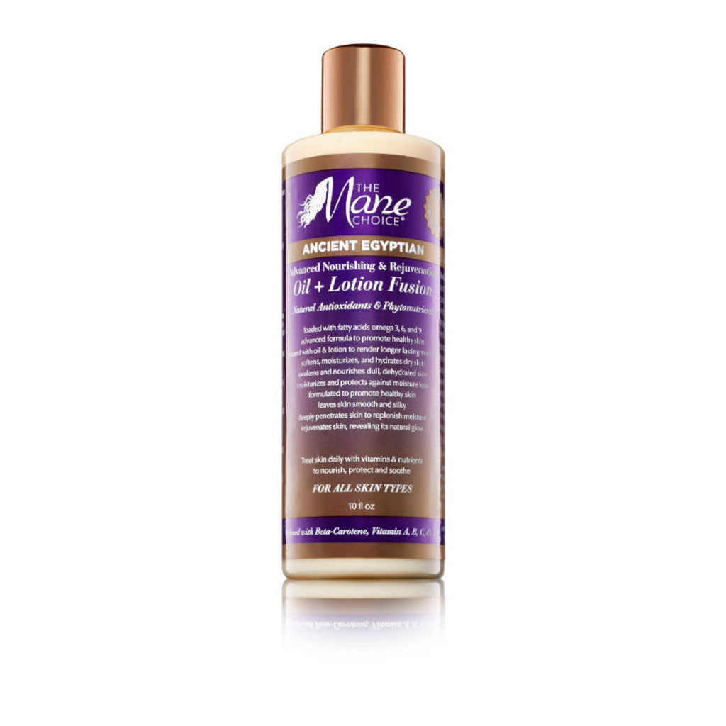 The Mane Choice Ancient Egyptian Oil + Lotion Fusion (10 oz.)