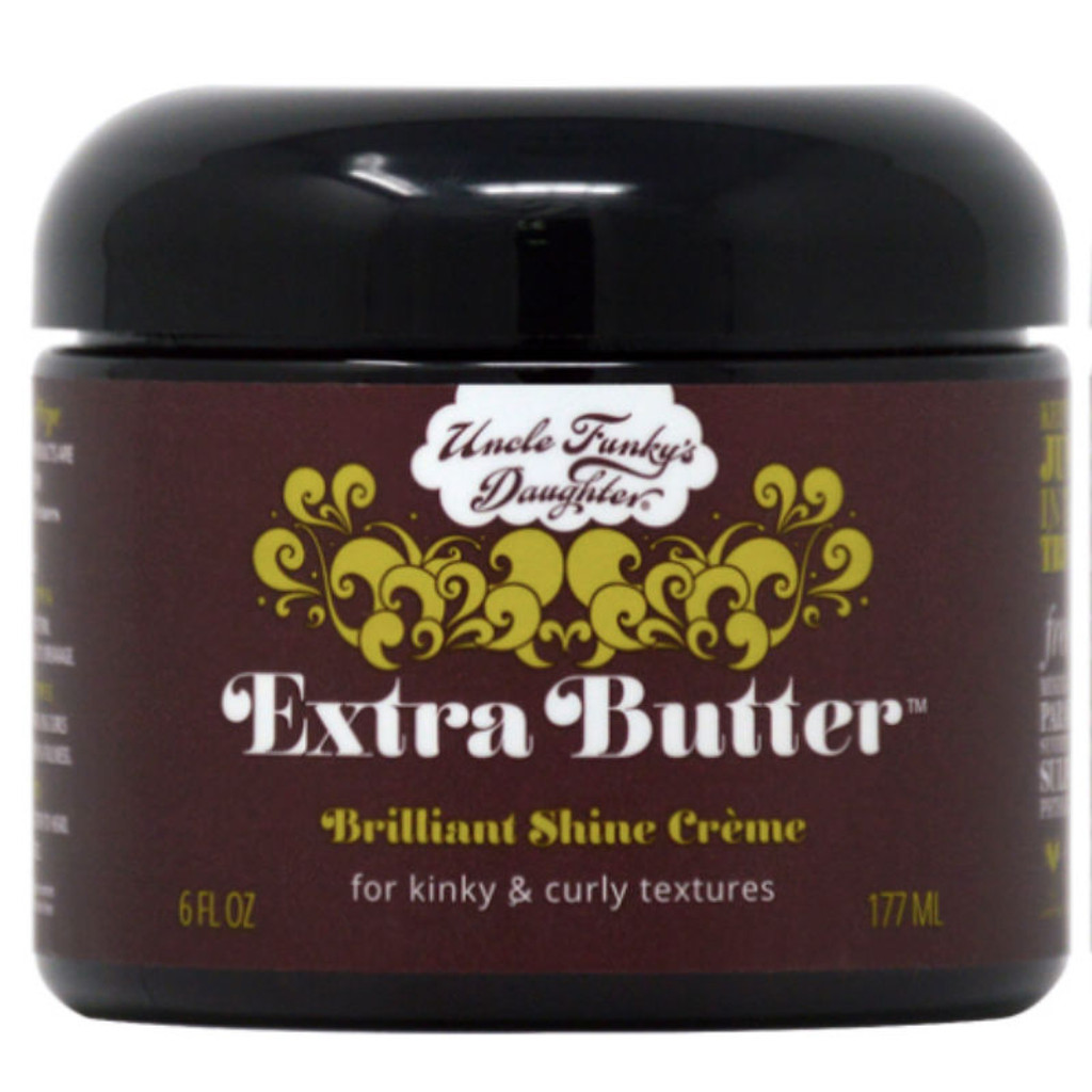 Uncle Funky's Daughter Extra Butter Brilliant Shine Creme (6 oz.)