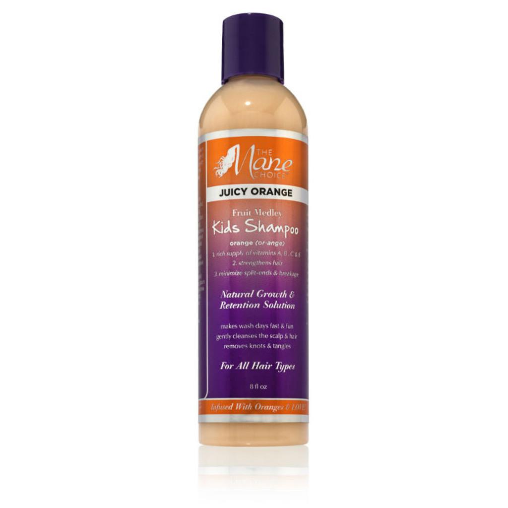 The Mane Choice Juicy Orange Fruit Medley KIDS Shampoo (8 oz.)