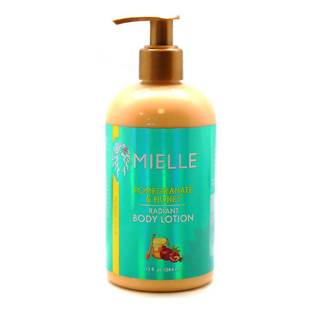 Mielle Organics Pomegranate & Honey Radiant Body Lotion (13 oz.)