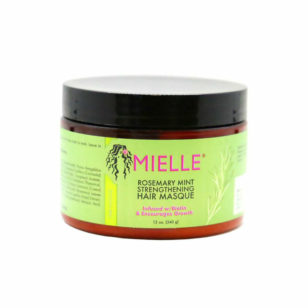 Mielle Organics Rosemary Mint Strengthening Hair Masque (12 oz.)