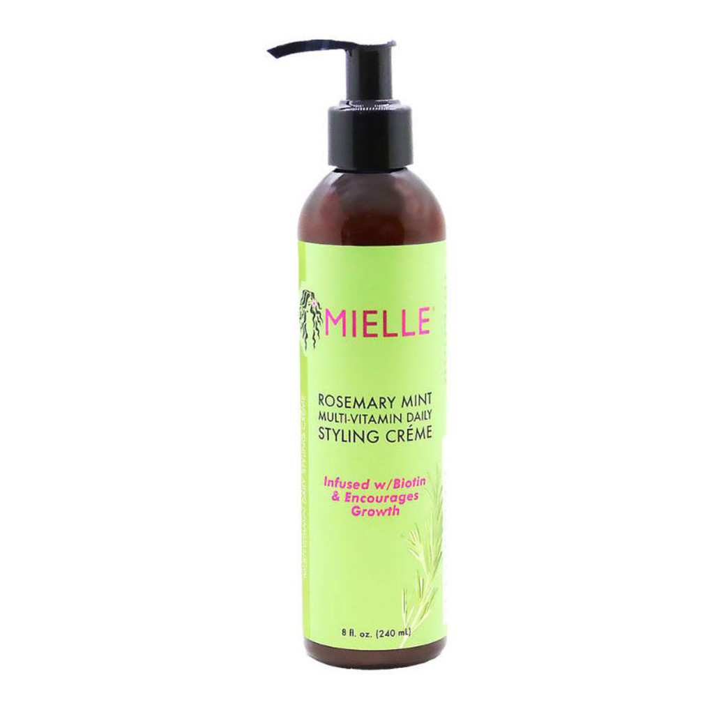 Mielle Organics Rosemary Mint Multi-Vitamin Daily Styling Creme (8 oz.)