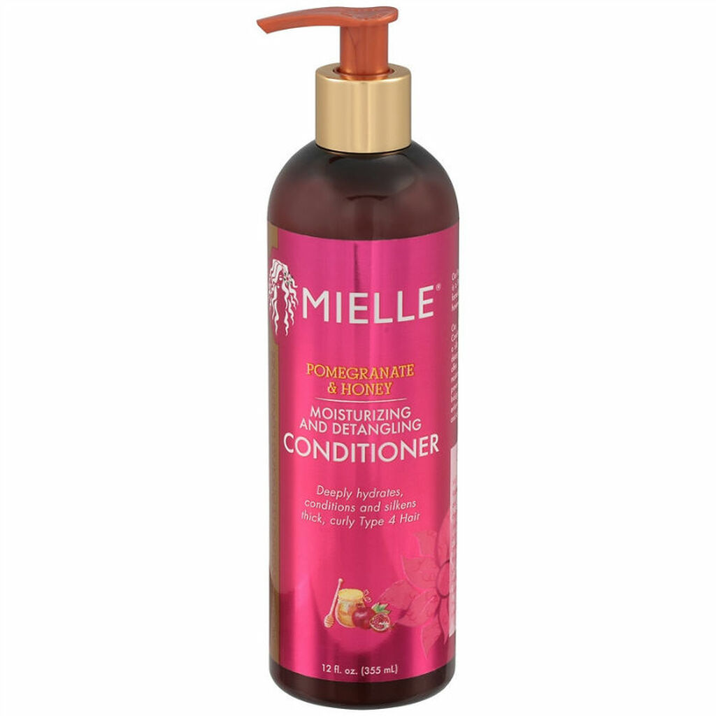 Mielle Organics Pomegranate & Honey Moisturizing and Detangling Conditioner (12 oz.)