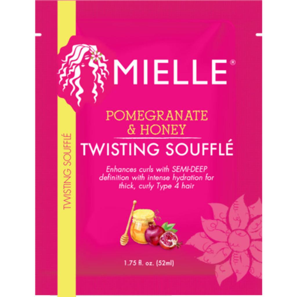 Mielle Organics Pomegranate & Honey Twisting Soufflé Packette (1.75 oz.)