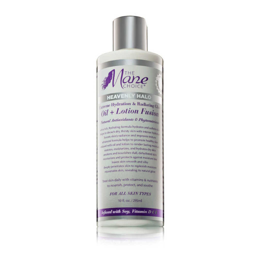 The Mane Choice Heavenly Halo Oil + Lotion Fusion (10 oz.)