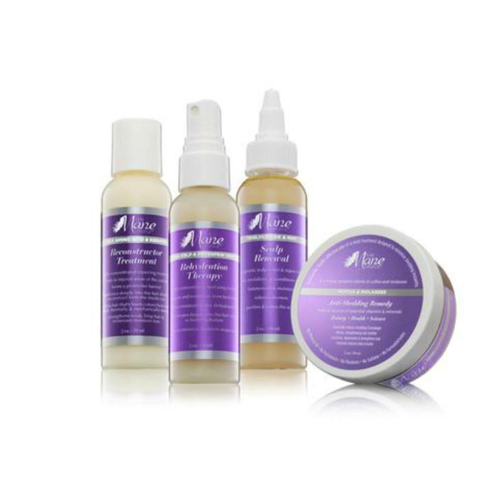 The Mane Choice Healthy Hair Growth Regimen Boosting Kit (4 pc.)