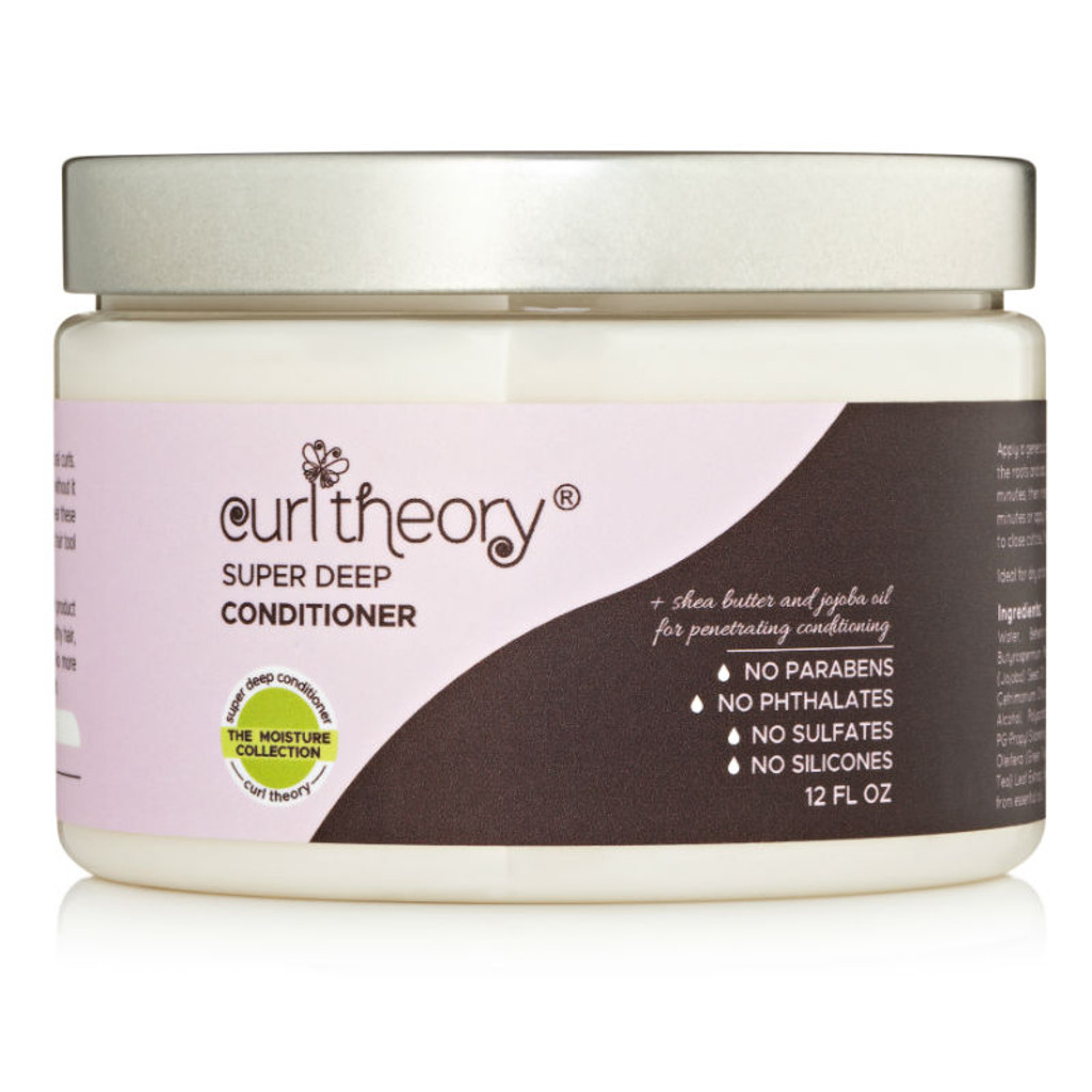 Curl Theory Super Deep Conditioner (12 oz.)