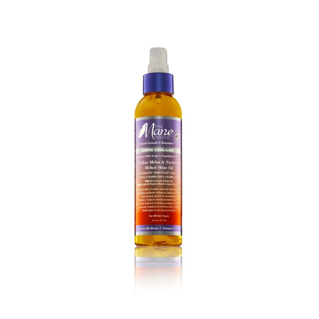 The Mane Choice Exotic Cool Laid Mellow Melon & Nectarine Melted Shine Oil (6 oz.)