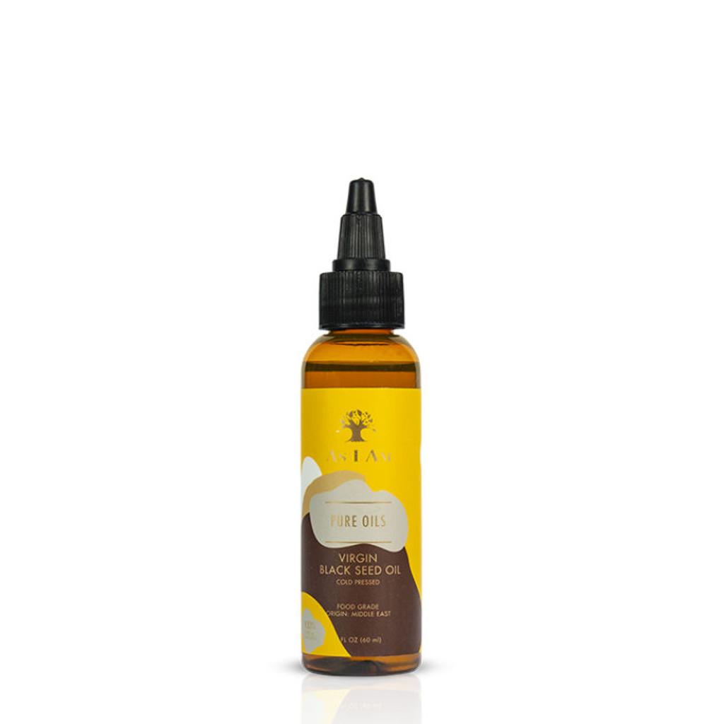 As I Am Pure Oils Virgin Black Seed Oil (2 oz.)