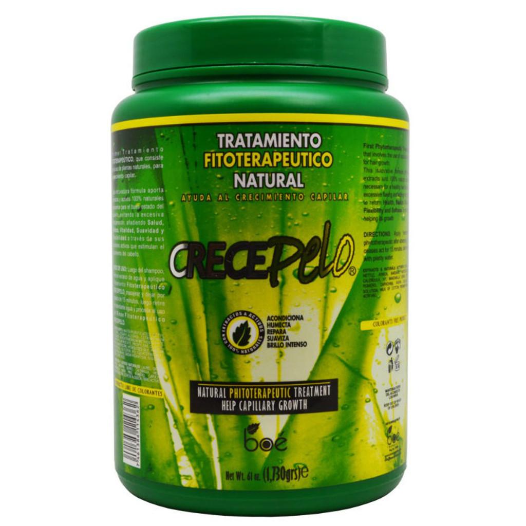 Crece Pelo Natural Fitoterapeutico Treatment (61 oz.)