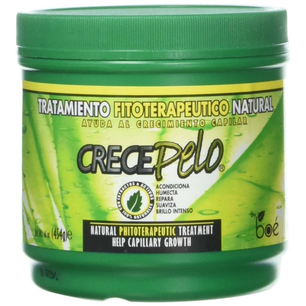 Crece Pelo Natural Fitoterapeutico Treatment (16 oz.)