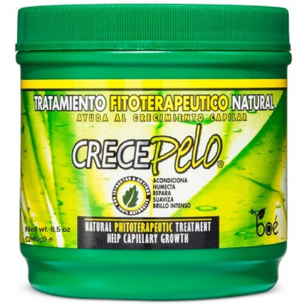 Crece Pelo Natural Fitoterapeutico Treatment (8.5 oz.)