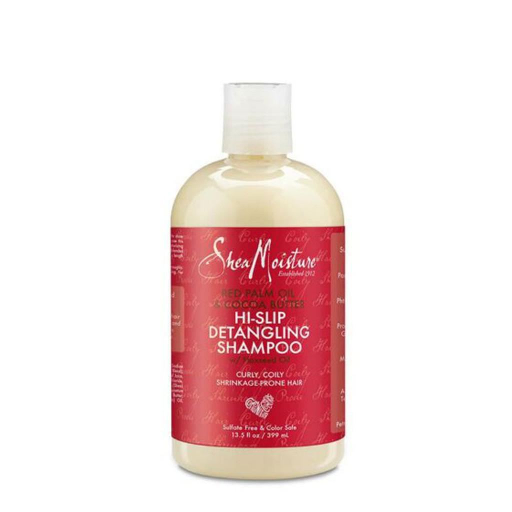 SheaMoisture Red Palm Oil & Cocoa Butter Hi-Slip Detangling Shampoo (13.5 oz.)