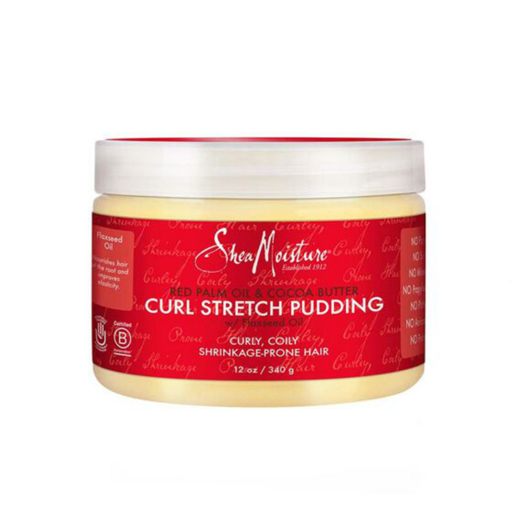 SheaMoisture Red Palm Oil & Cocoa Butter Curl Stretch Pudding (12 oz.)