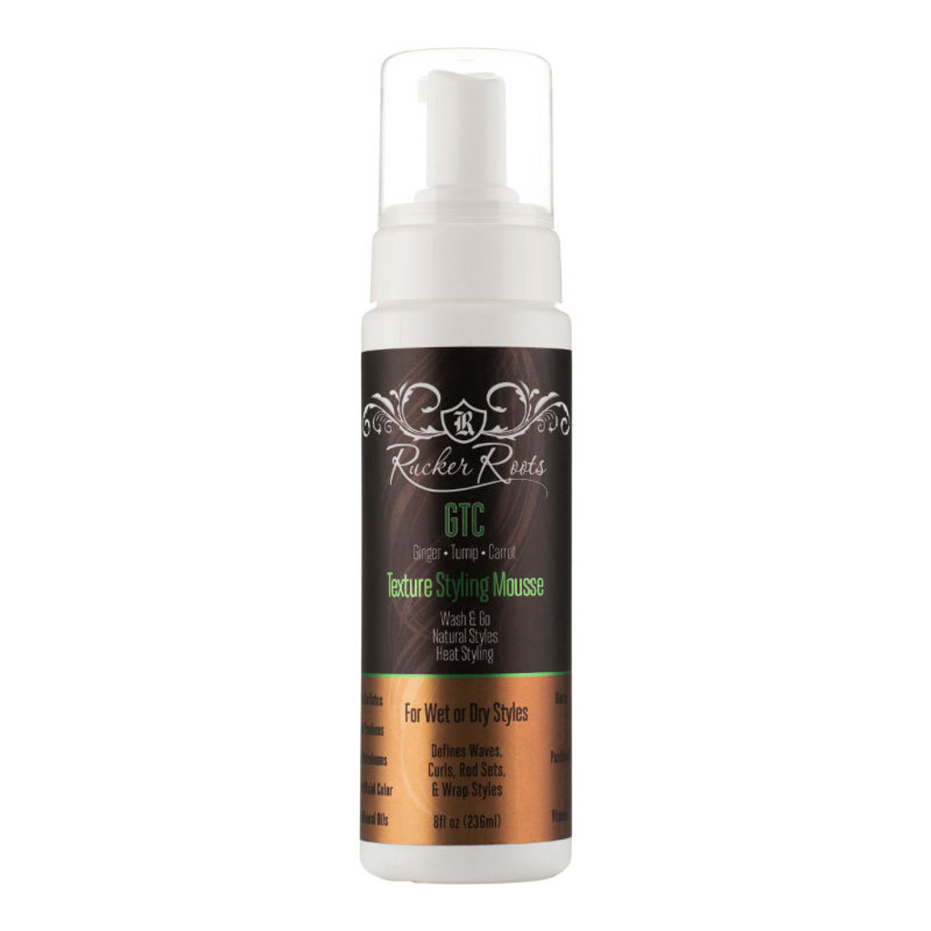 Rucker Roots GTC Texture Styling Mousse (8 oz.)