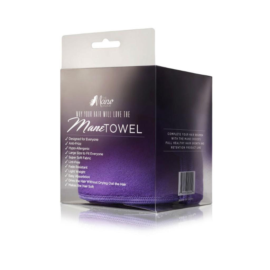 The Mane Choice Mane Towel Anti-Frizz Microfiber Towel