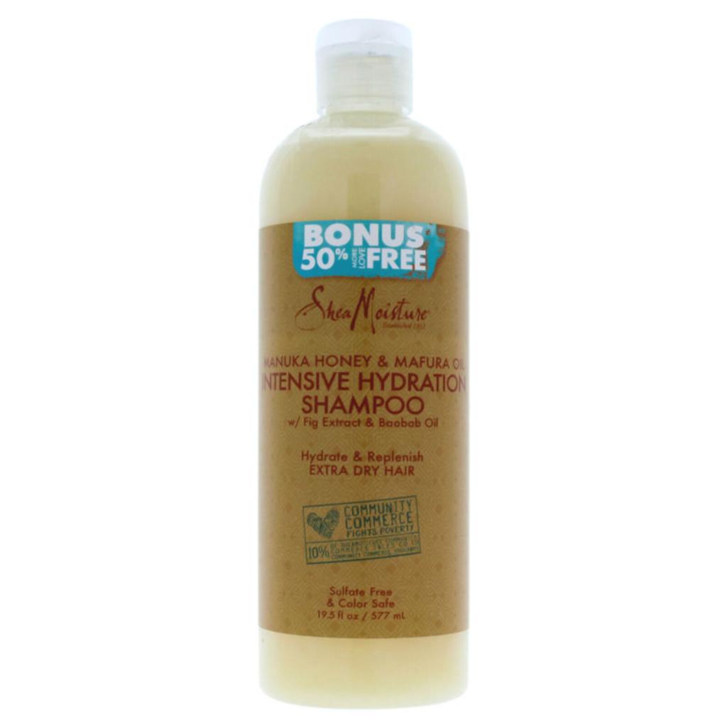 SheaMoisture Manuka Honey & Mafura Oil Intensive Hydration Shampoo (19.5 oz.)