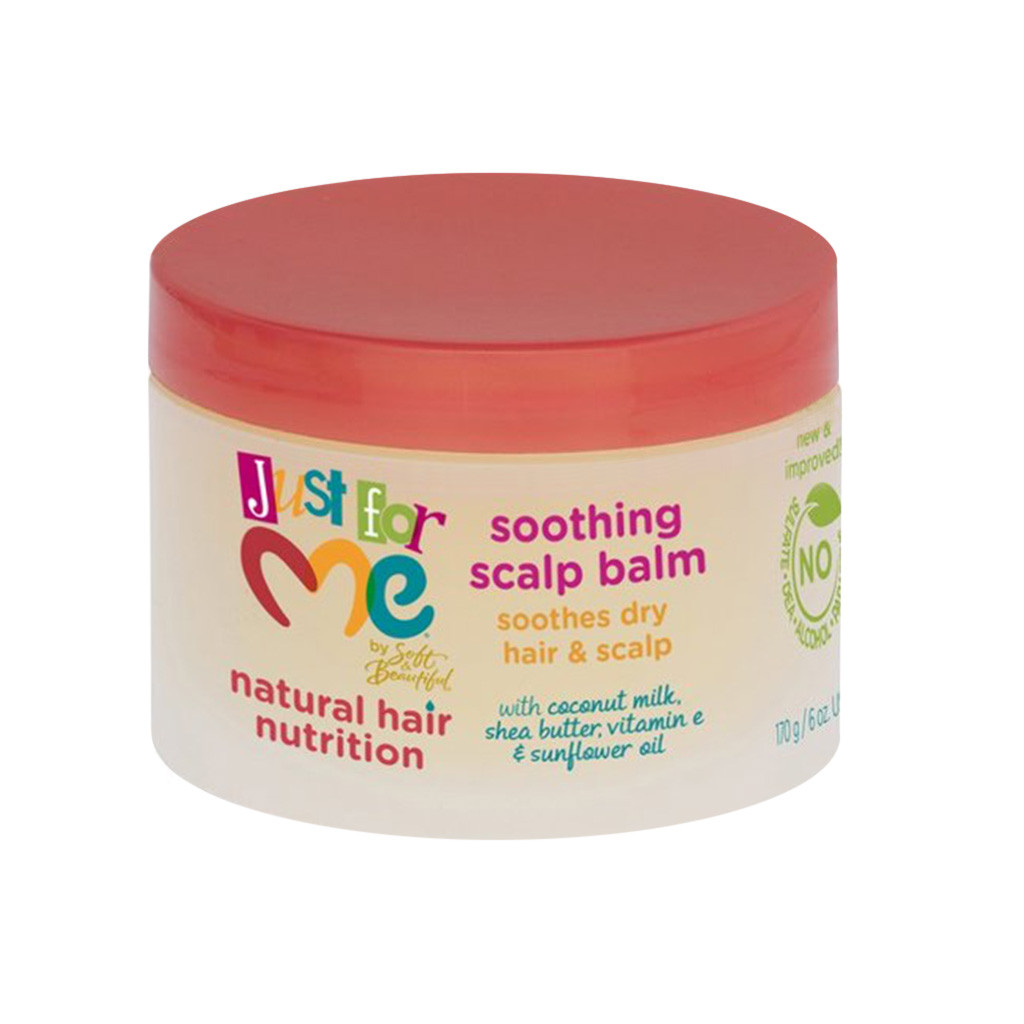 Just For Me Natural Hair Milk Soothing Scalp Balm (6 oz.)