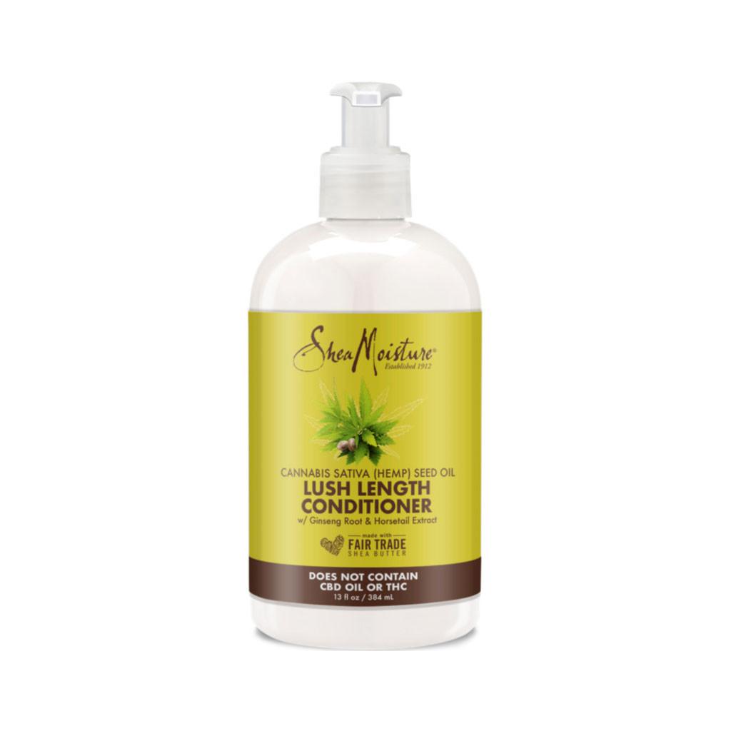 SheaMoisture Cannabis Sativa (Hemp) Seed Oil Lush Length Conditioner (13 oz.)