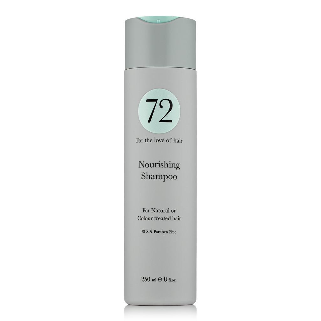72 Hair Nourishing Shampoo (8 oz.)