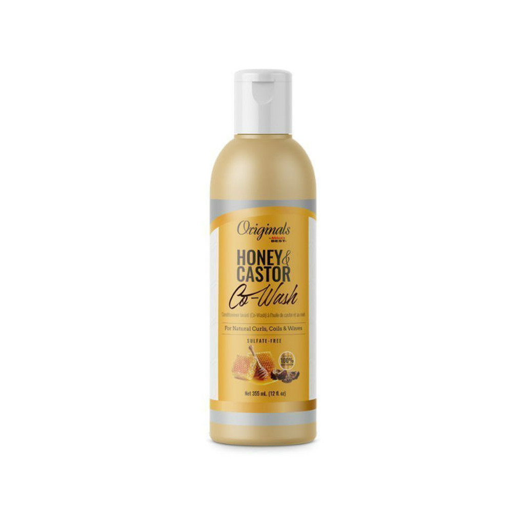 Originals by Africa's Best Honey & Castor Co-Wash (12 oz.)