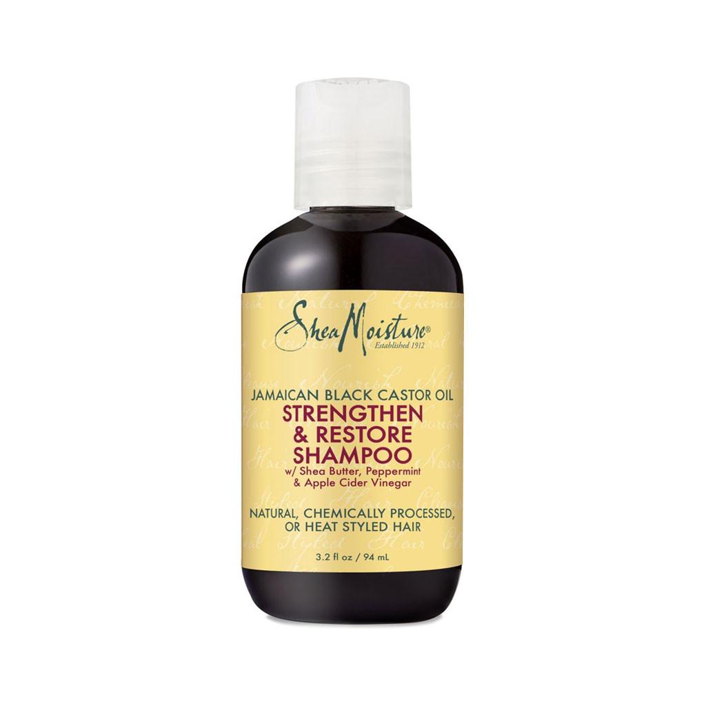 SheaMoisture Jamaican Black Castor Oil Strengthen & Restore Shampoo (3.2 oz.)