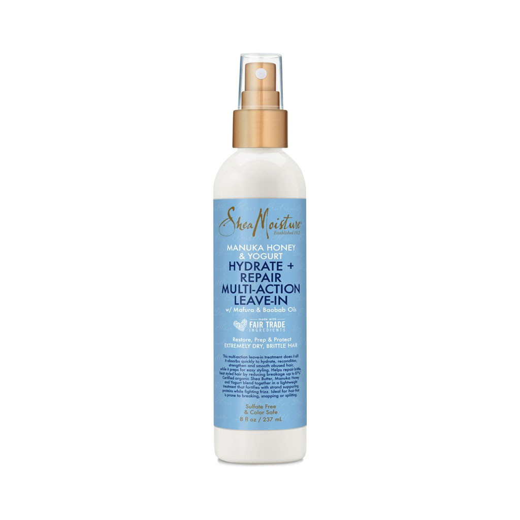 SheaMoisture Manuka Honey & Yogurt Hydrate + Repair Multi-Action Leave-In (8 oz.)