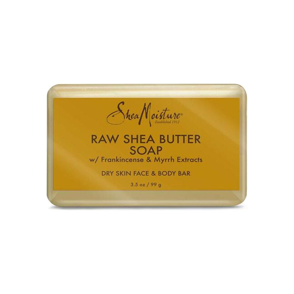 SheaMoisture Raw Shea Butter Face & Body Bar Soap (3.5 oz.)