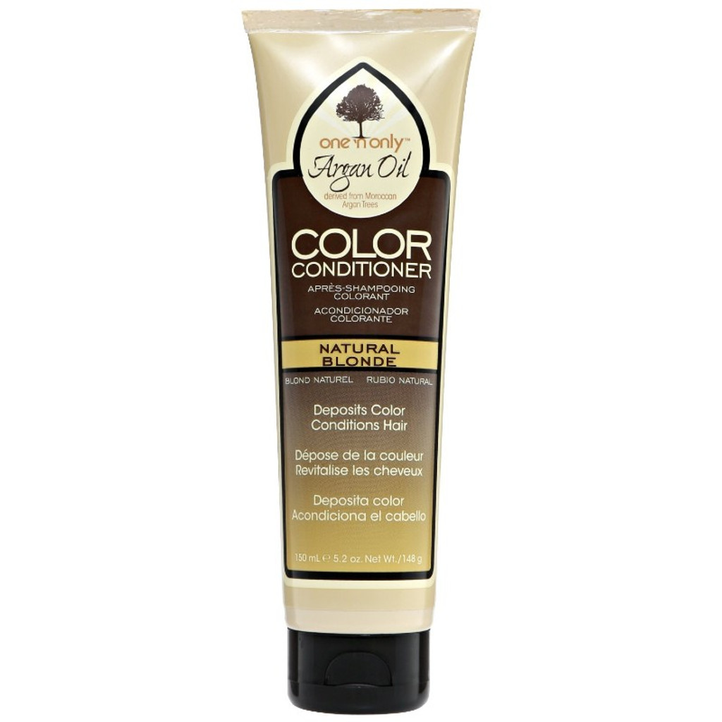 One 'n Only Argan Oil Color Conditioner - Natural Blonde (5.2 oz.)