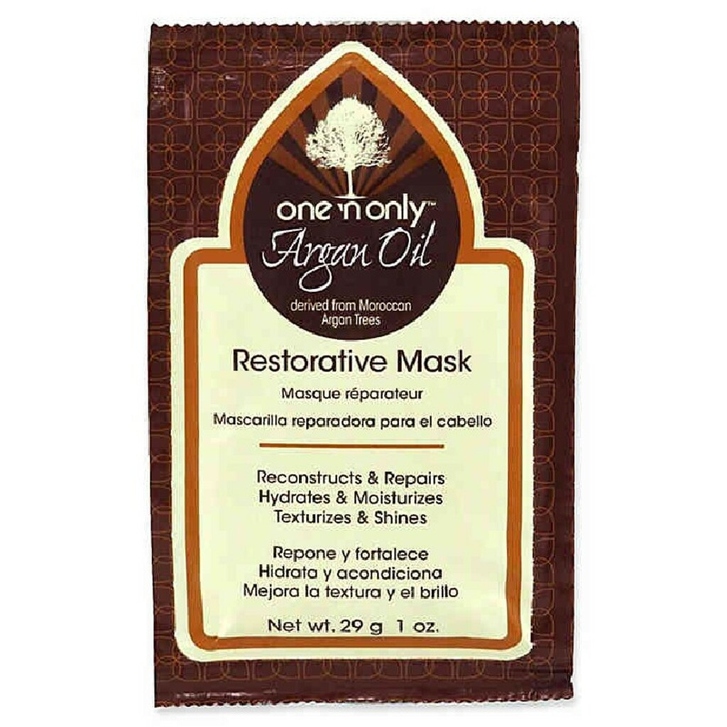 One 'n Only Argan Oil Restorative Mask (1 oz.)