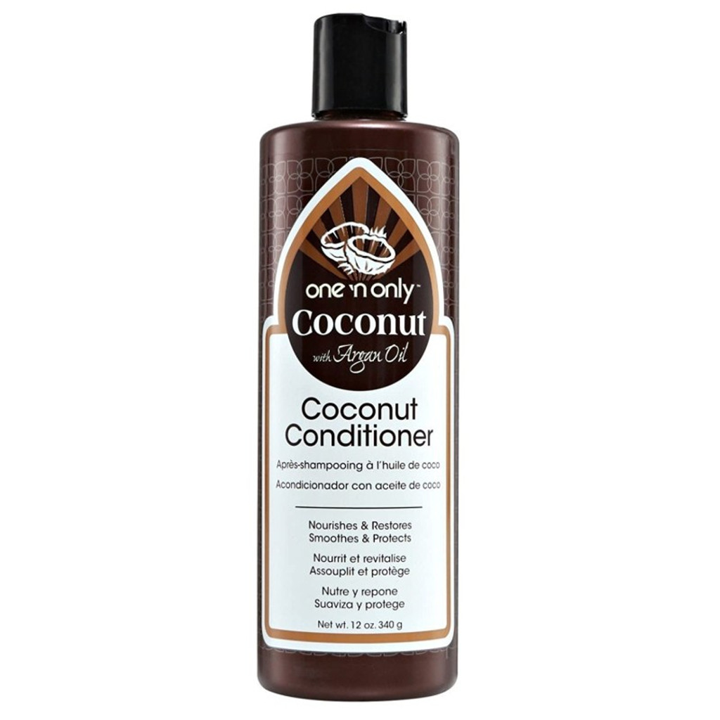 One 'n Only Coconut Conditioner with Argan Oil (12 oz.)