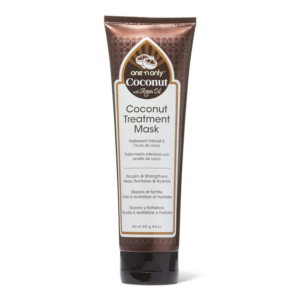 One 'n Only Coconut Treatment Mask with Argan Oil (8.5 oz.)