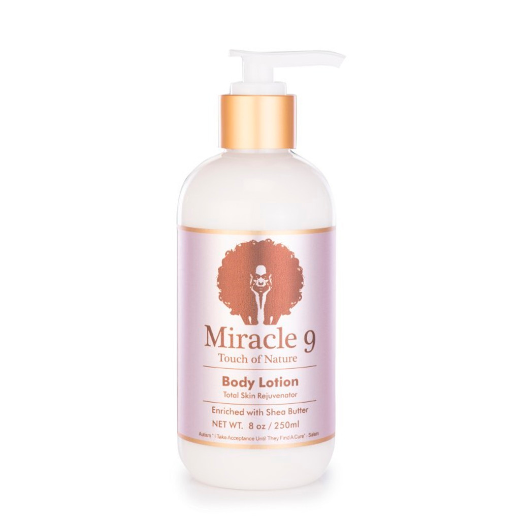 Miracle 9 Touch of Nature Body Lotion (8 oz.)