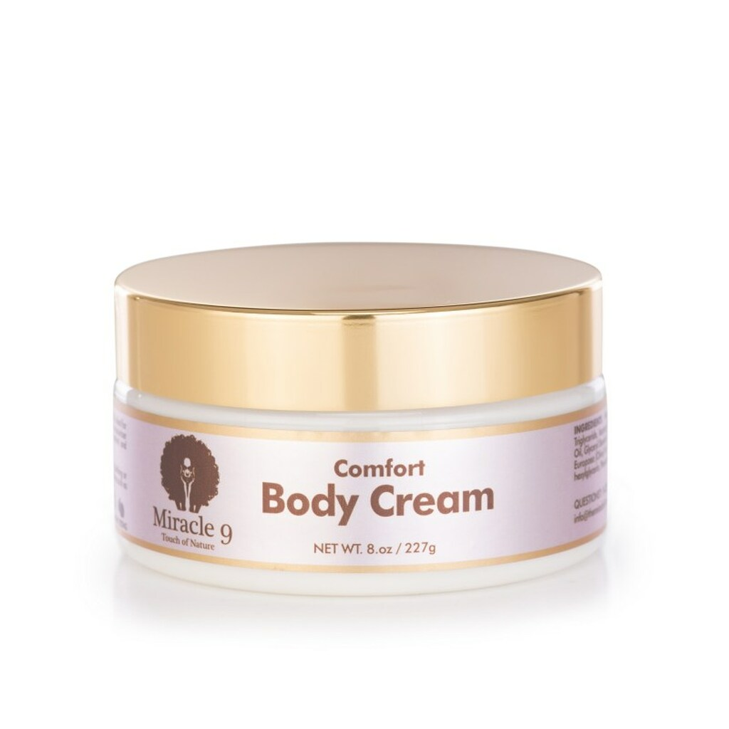 Miracle 9 Touch of Nature Comfort Body Cream (8 oz.)